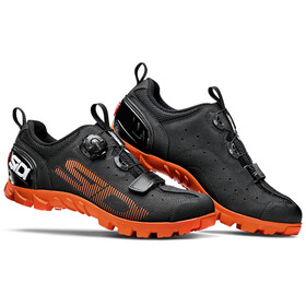 Sidi SD15 Shoes Men Black/Orange